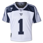 Warrior Chesapeake Bayhawks Youth Lacrosse Jersey