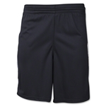 Warrior Burn Stock Game Short (Blk/Wht)