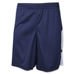 Warrior Burn Stock Game Short (Navy/White)