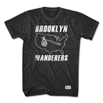 Objectivo Brooklyn Wanderers Soccer T-Shirt (Black)