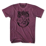 Objectivo Memphis Rogues T-Shirt (Maroon)