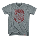 Objectivo Memphis Rogues T-Shirt (Gray)