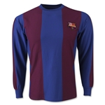 Barcelona Long Sleeve 1974 Home Jersey