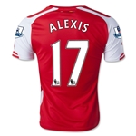 Arsenal 14/15 ALEXIS Jersey de Futbol Local