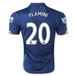 Arsenal 14/15 FLAMINI Cup Soccer Jersey