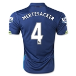 Arsenal 14/15 MERTESACKER Cup Soccer Jersey