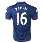 Arsenal 14/15 RAMSEY Cup Soccer Jersey