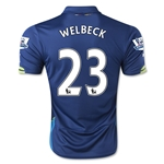 Arsenal 14/15 WELBECK Cup Soccer Jersey