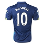 Arsenal 14/15 WILSHERE Cup Soccer Jersey