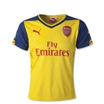Arsenal 14/15 Youth Away Soccer Jersey