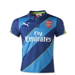 Arsenal 14/15 Youth Cup Soccer Jersey
