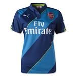 Arsenal 14/15 Women's Cup Soccer Jersey