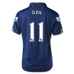 Arsenal 14/15 OZIL Women's Cup Soccer Jersey