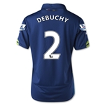 Arsenal 14/15 DEBUCHY Women's Cup Soccer Jersey