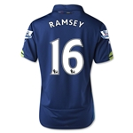Arsenal 14/15 RAMSEY Women's Cup Soccer Jersey