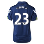 Arsenal 14/15 WELBECK Women's Cup Soccer Jersey