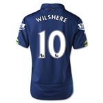 Arsenal 14/15 WILSHERE Women's Cup Soccer Jersey