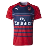 Arsenal Prematch Jersey (Red/Navy)