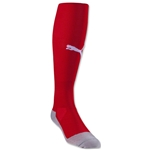 Arsenal 14/15 Soccer Training Sock (Red)