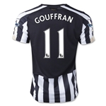Newcastle United 14/15 GOUFFRAN Home Soccer Jersey