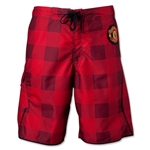 Manchester United Red Board Shorts