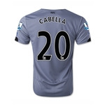 Newcastle United 14/15 CABELLA Away Soccer Jersey