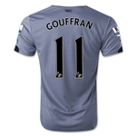 Newcastle United 14/15 GOUFFRAN Away Soccer Jersey