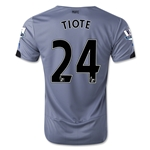 Newcastle United 14/15 TIOTE Away Soccer Jersey