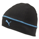 PUMA Training Beanie (Black/Sky)