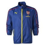 Arsenal Anthem Jacket (Navy)