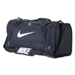 Nike Brasilia 6 Medium Duffle (Black)