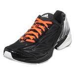adidas Crazy Fast Men's Running Shoe (Black/Running White)