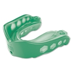 Shock Doctor Gel Max Convertible Mouthguard (Green)