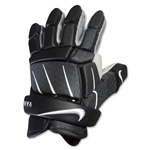 Nike Vandal 10 Lacrosse Gloves (Black)