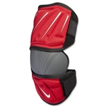 Nike Vandal Lacrosse Arm Pads (Red)