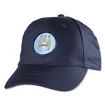 Manchester City Club Badge Cap