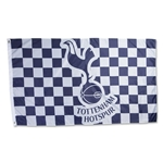 Tottenham 5' x 3' Checked Flag