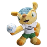 2014 FIFA World Cup Brazil(TM) 13cm Plush Mascot