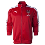 Arsenal 14/15 T7 Anthem Jacket (Red)