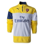 Arsenal 14/15 Fleece Jacket