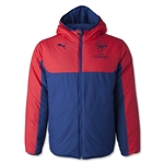 Arsenal Reversible Jacket (Red/Navy)