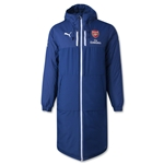 Arsenal 14/15 Bench Jacket