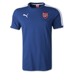 Arsenal T7 T-Shirt (Navy)