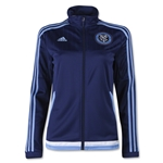 New York City FC Women's Anthem Jacket