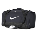 Nike Brasilia 6 Large Duffle Bag (Black)