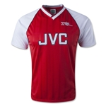 Arsenal 1988 Home Soccer Jersey