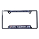 USA Metal License Plate Frame