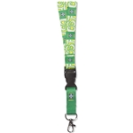 Brazil Lanyard w/ Detachable Buckle