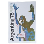 1978 FIFA World Cup Argentina Poster