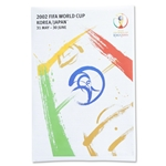2002 FIFA World Cup Korea/Japan Poster